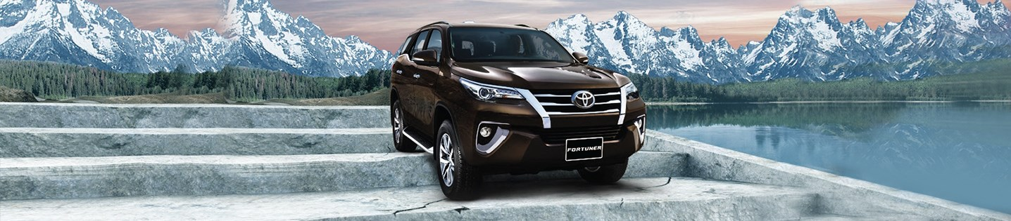 Toyota Fortuner - Toyota Giải Phóng